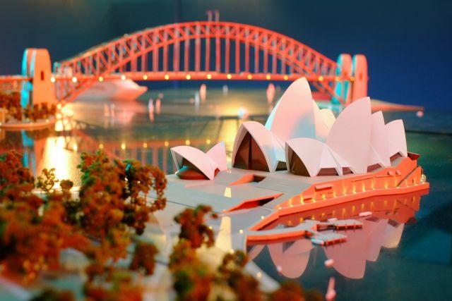 Lendlease bureau sydney australie prolicht projet