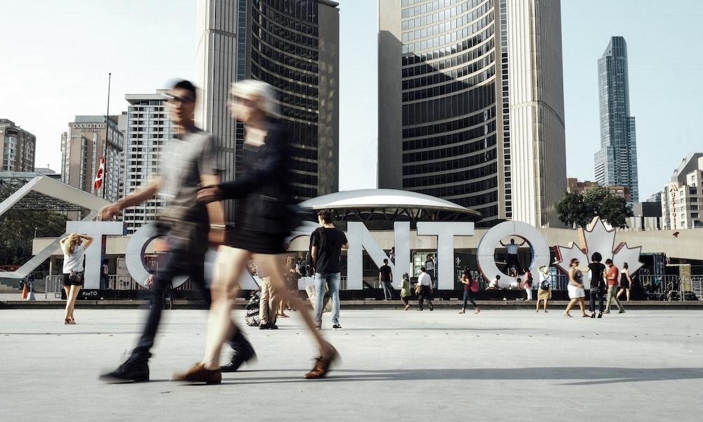 Shopping City Toronto