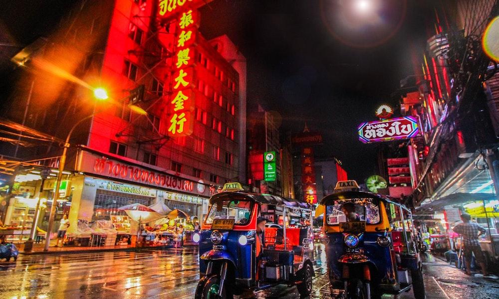 Shopping City Bangkok