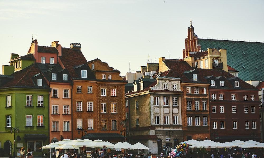 Shopping City Warsaw