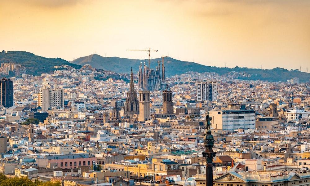 Shopping City Barcelona
