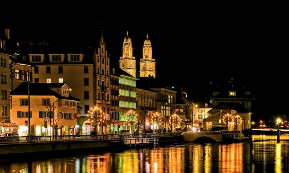 Shopping City Zurich