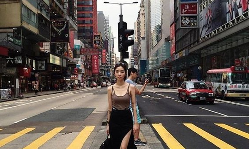 Shopping City Hong Kong