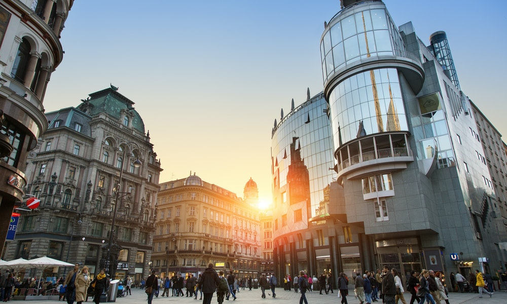Shopping City Vienna