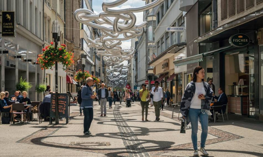 Shopping City Luxembourg