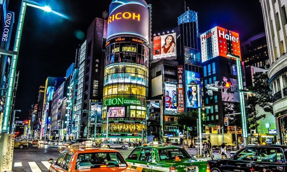 Shopping City Tokyo