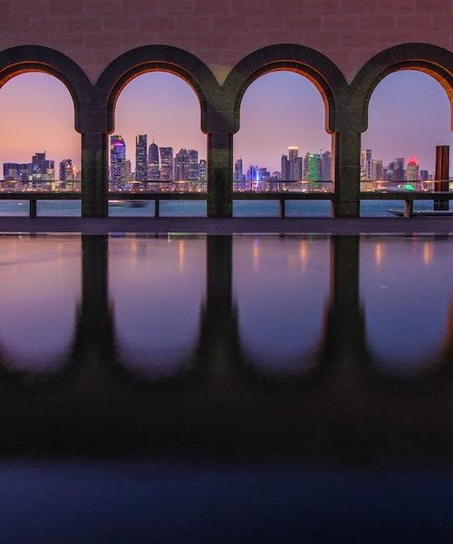 Luxury shopping tour in Doha
