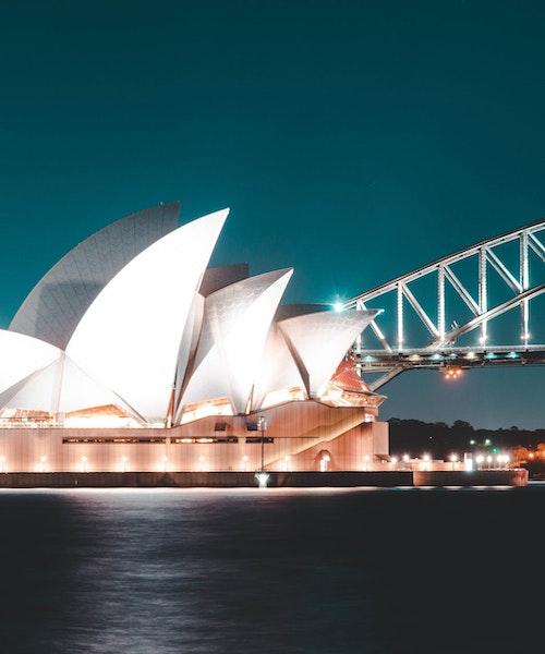 Shopping tour in Newtown, Sydney