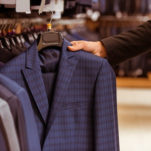 Why shopping with a stylist is good for businessmen