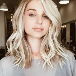 Haircut inspiration for medium-length hair