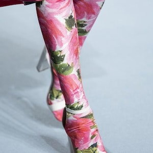 The most fashionable floral print this Autumn