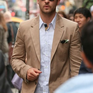 Steal his style: Justin Timberlake
