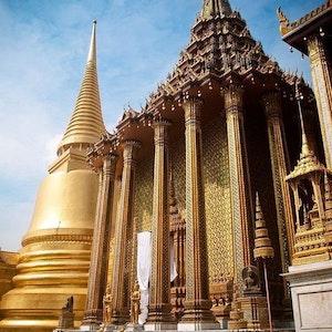 Exclusive shopping in Bangkok