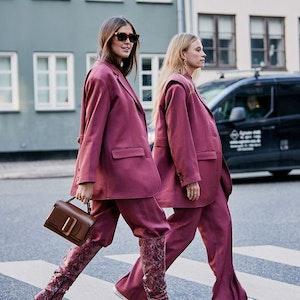 Favourite jackets of street style stars