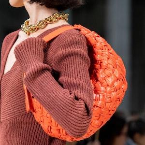 The best accessories from Bottega Veneta fashion show at MFW