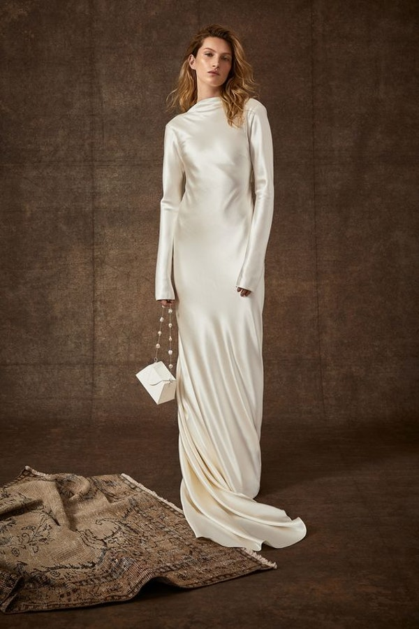 New York Fashion Week Bridal A/W