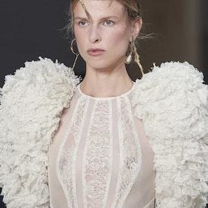 Reunion idea in Alexander McQueen collection S/S 2020