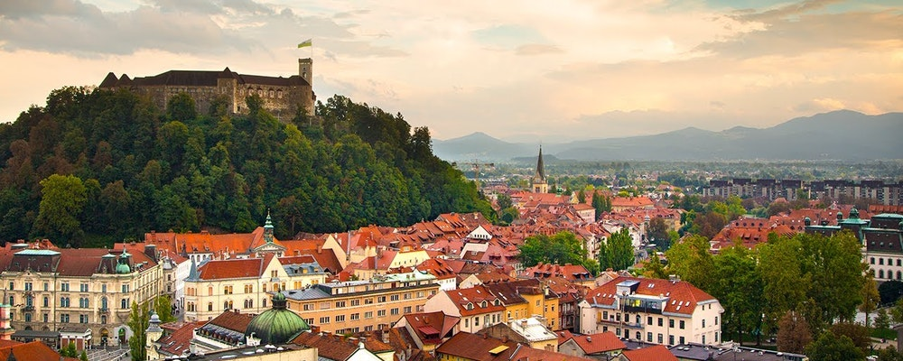 Exclusive fashion tour with your own stylist in Ljubljana
