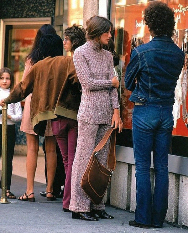 New trend: The most beautiful and comfortable knitted trousers for Autumn days