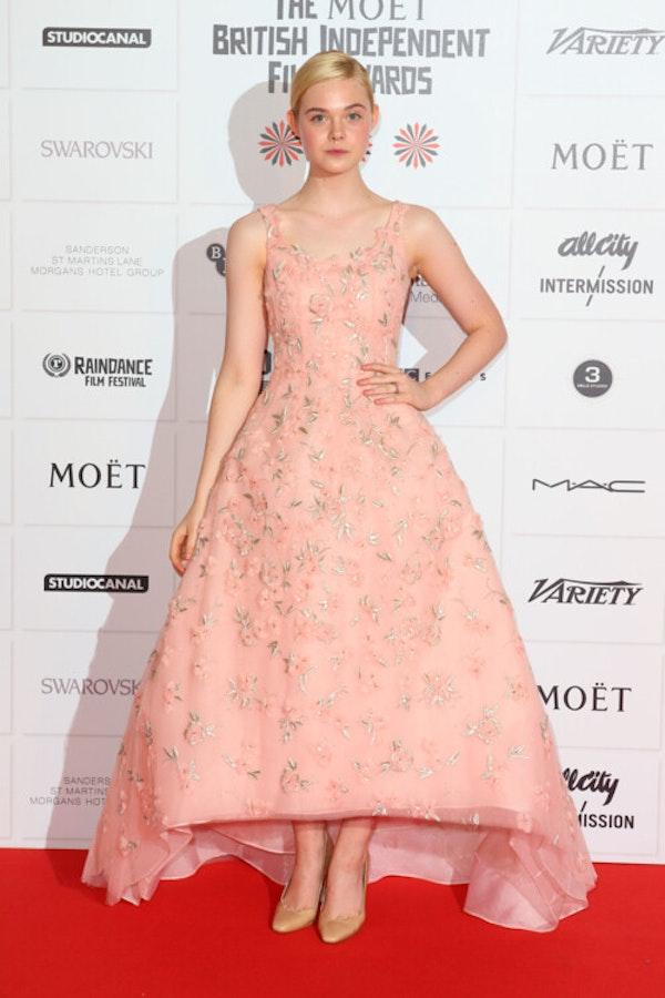 Celebrities wear Oscar de la Renta