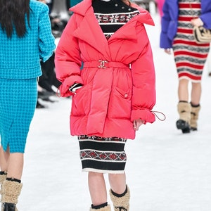 The most fashionable down coats this Winter