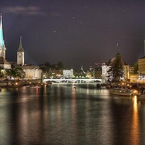 Shopping in Zurich