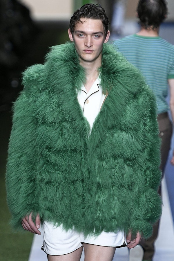 The most fashionable men's coats of the F/W season