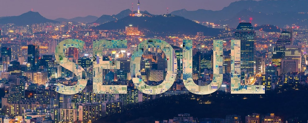 Luxury shopping tour with your own stylist in Seoul