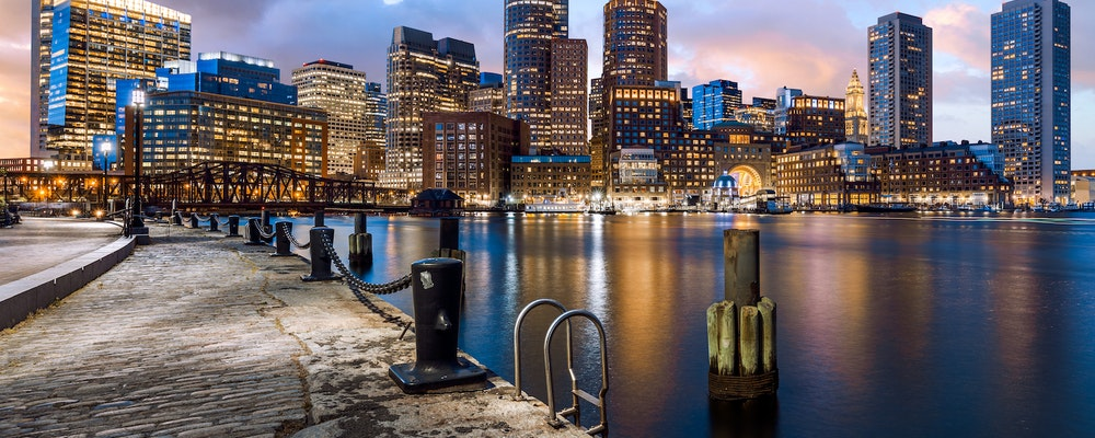Shop with a Stylist and get to know Freedom Trail in Downtown Boston