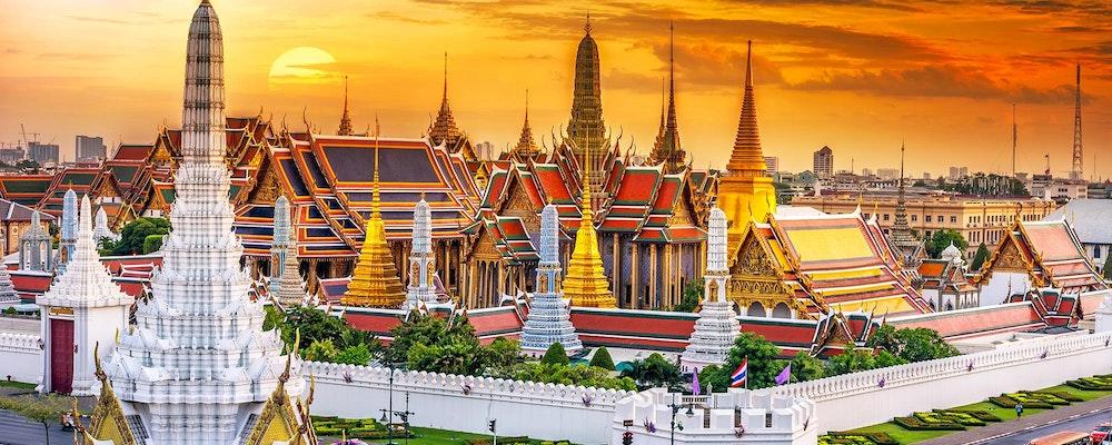 Shopping tour in Bangkok