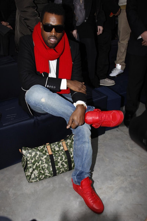 Steal the style : Kanye West