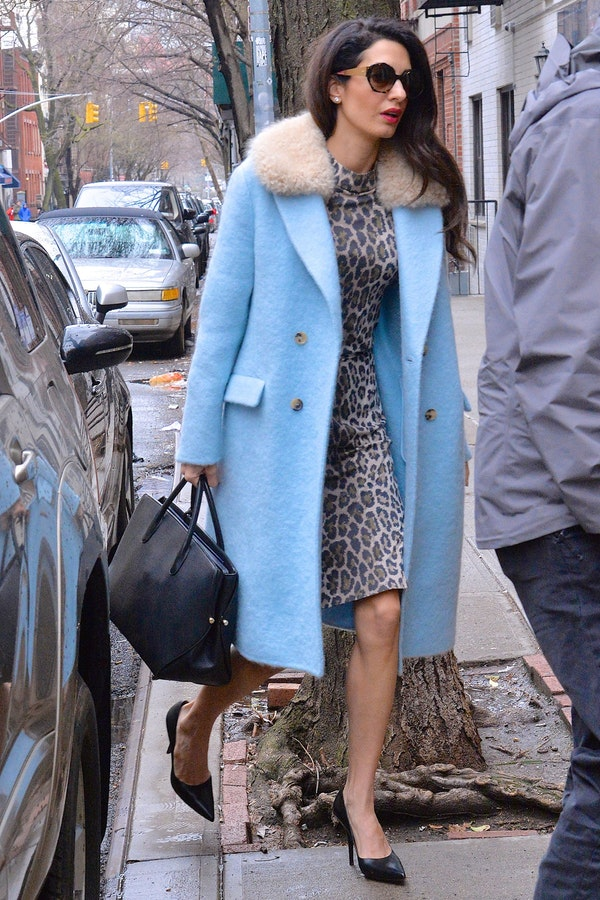 Steal the style: Amal Clooney