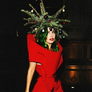 Celebrities Christmas traditions