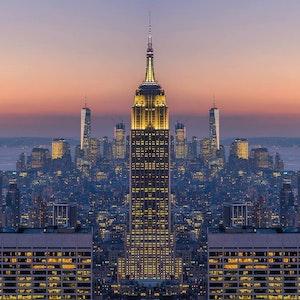 Birthday celebration trip to New York