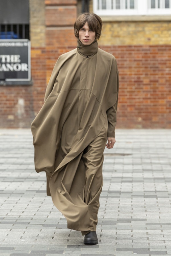 The most exclusive collections from London Men's FW A/W 2020