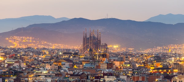 A gift for your wife - shopping trip to Barcelona