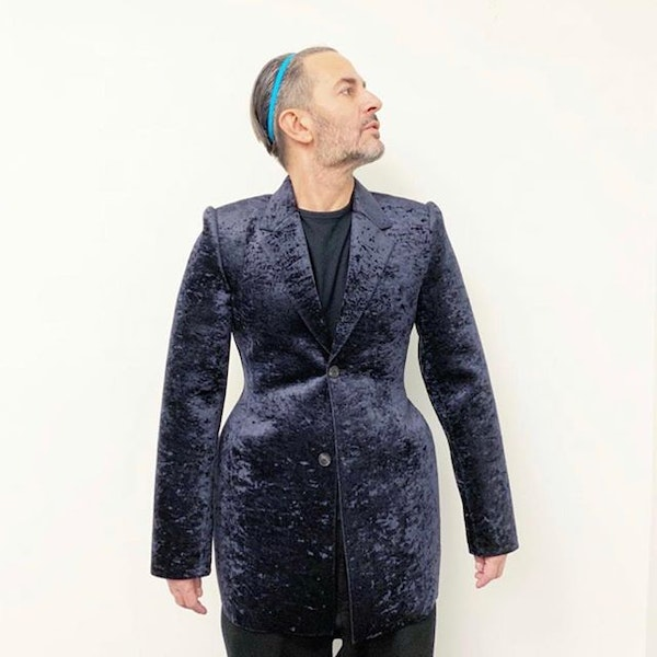 Steal his style - absolute Instagram star Marc Jacobs