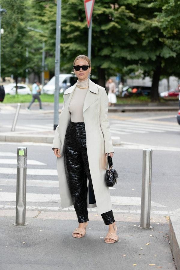 How Scandinavian fashionistas dress in winter