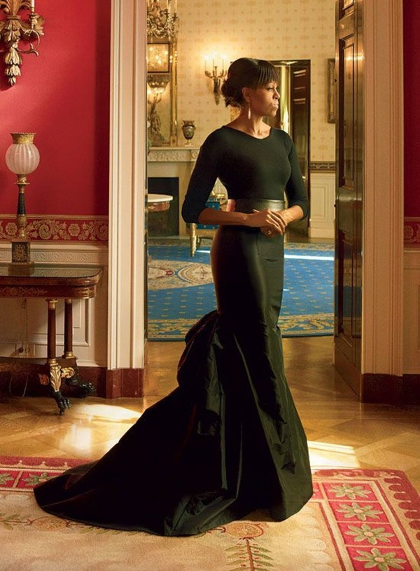 Michelle Obama's style evolution and the most motivating phrases from her book