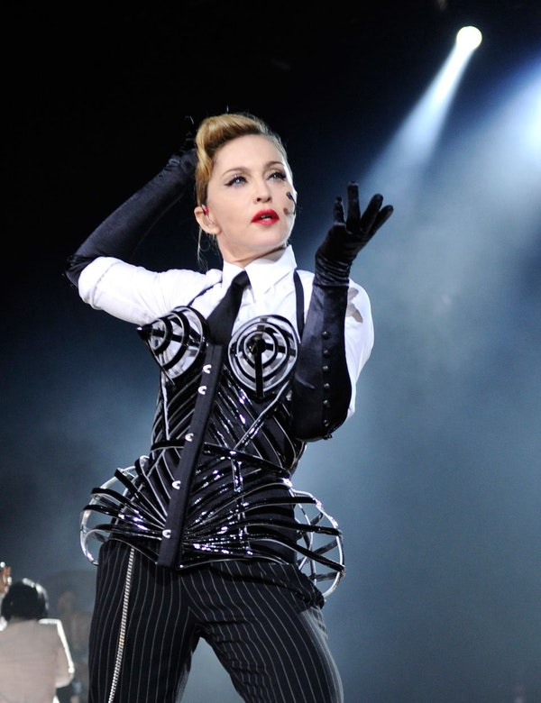 Age doesn't matter: how Madonna's style has changed
