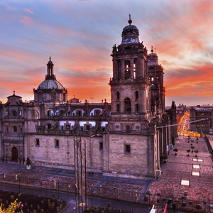 The most instagrammable places in the Mexico City