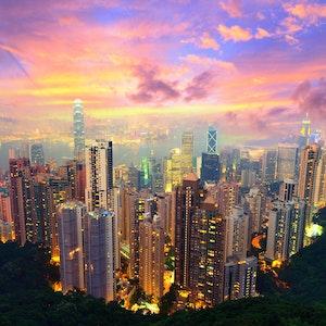 Girlfriend's shopping trip to Hong Kong