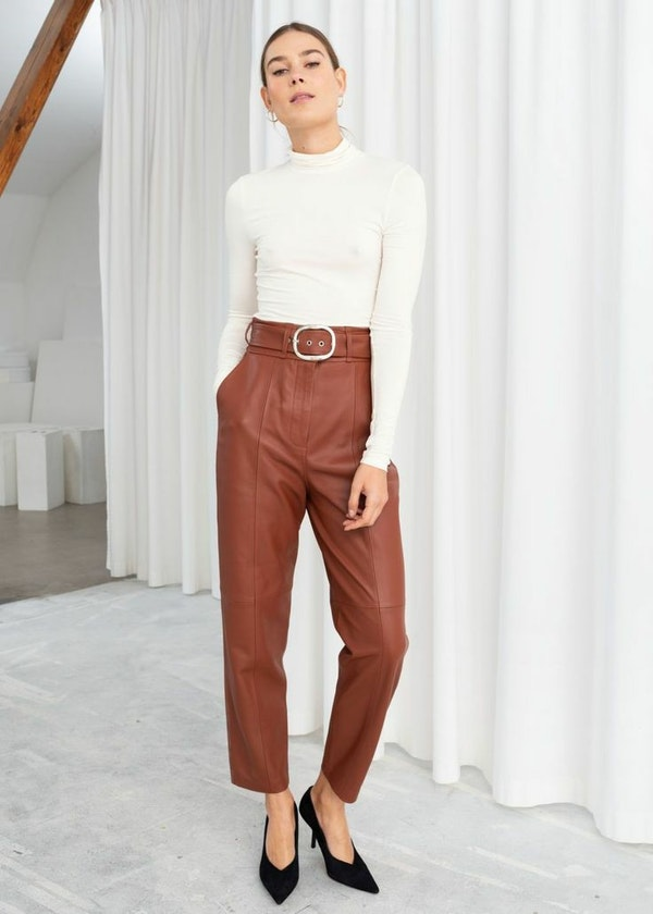 Terracotta - a bright trend of the spring-summer 2020 season