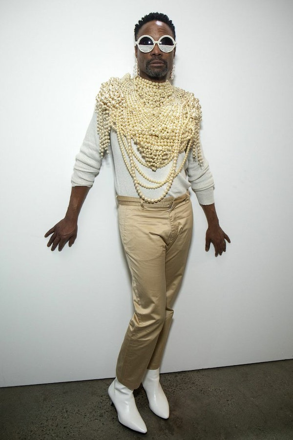 The most eccentric outfits of Billy Porter