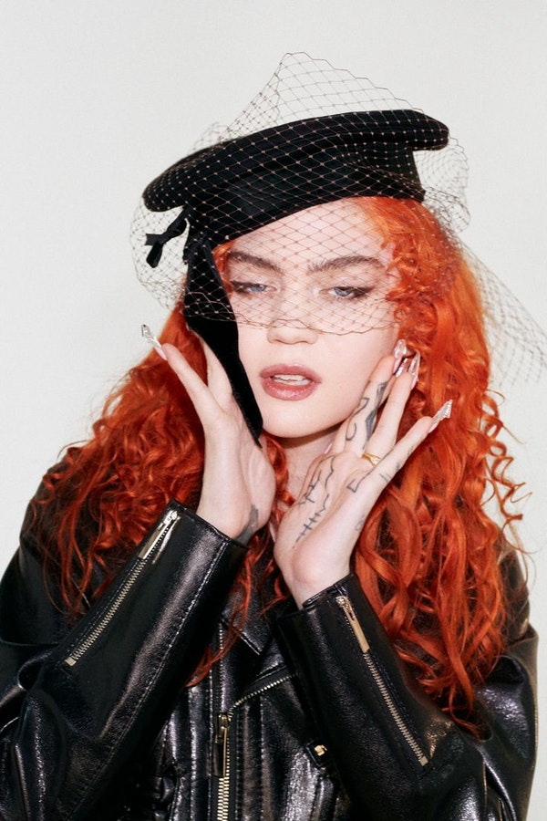 The evolution of the Grimes's style - the most outlandish pop star of the 21st century