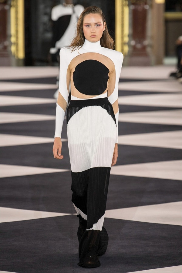 Оptical effects - new trend this Spring