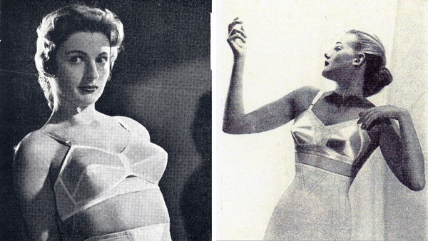 A little history of underwear and 10 most interesting lingerie sets