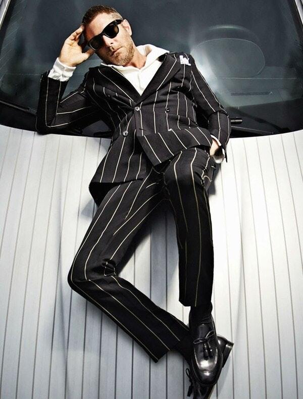 Style Icon: Businessman Lapo Elkann
