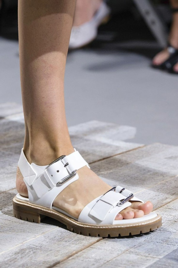 What sandals will be the trendiest this Summer