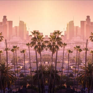Travel guide for Los Angeles